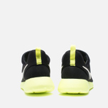Мужские кроссовки Nike Rosherun Slip On Black/White Volt фото- 3
