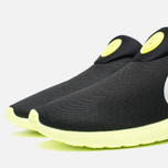 Мужские кроссовки Nike Rosherun Slip On Black/White Volt фото- 5