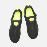 Мужские кроссовки Nike Rosherun Slip On Black/White Volt фото- 4
