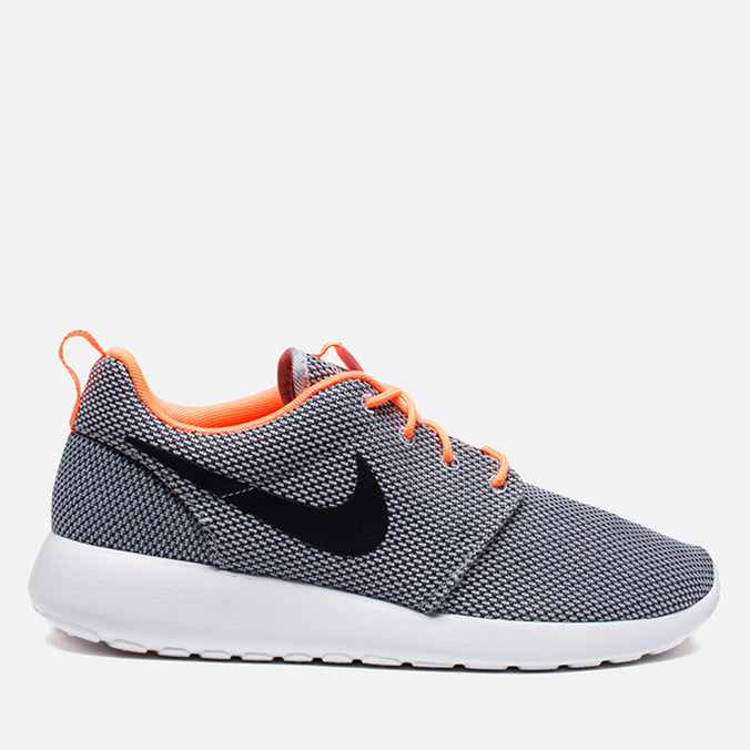 Мужские кроссовки Nike Rosherun Wolf Grey/ Black