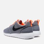 Мужские кроссовки Nike Rosherun Wolf Grey/ Black фото- 2