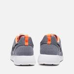 Мужские кроссовки Nike Rosherun Wolf Grey/ Black фото- 3