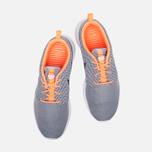 Мужские кроссовки Nike Rosherun Wolf Grey/ Black фото- 4
