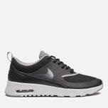 Nike Air Max Thea  Women's Sneakers Black/Grey/Silver photo- 0