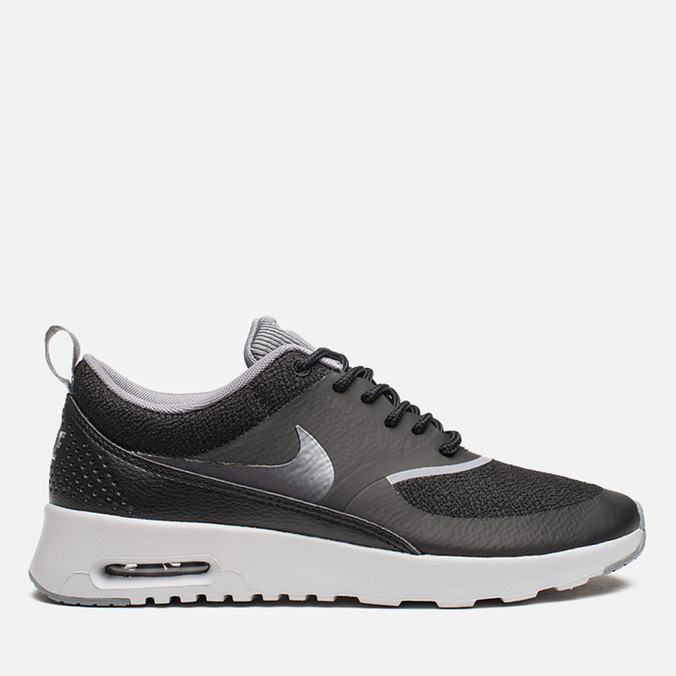 Женские кроссовки Nike Air Max Thea Black/Grey/Silver