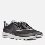 Женские кроссовки Nike Air Max Thea Black/Grey/Silver фото- 1