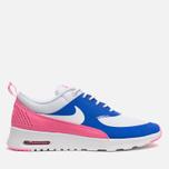 Nike Air Max Thea Game Royal White/Pink Glow photo- 0