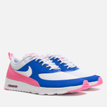 Женские кроссовки Nike Air Max Thea Game Royal White/Pink Glow фото- 1