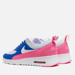 Женские кроссовки Nike Air Max Thea Game Royal White/Pink Glow фото- 2