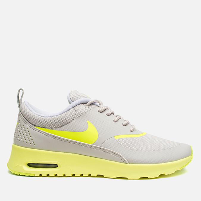 Женские кроссовки Nike Air Max Thea Grey/Volt