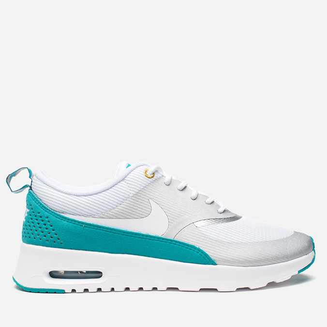 Женские кроссовки Nike Air Max Thea Metallic Silver/White
