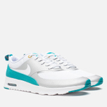 Женские кроссовки Nike Air Max Thea Metallic Silver/White фото- 1
