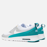 Женские кроссовки Nike Air Max Thea Metallic Silver/White фото- 2