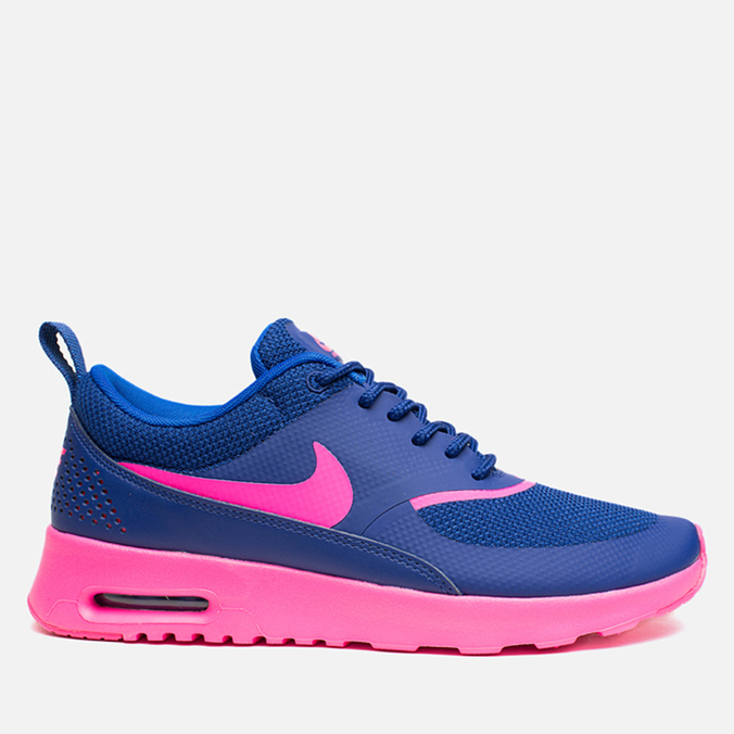 Женские кроссовки Nike Air Max Thea Navy/Pink