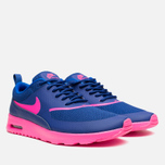 Nike Air Max Thea Women's Sneakers  Navy/Pink photo- 1
