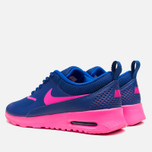 Женские кроссовки Nike Air Max Thea Navy/Pink фото- 2