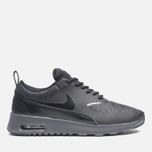 Женские кроссовки Nike Air Max Thea Premium Black фото- 0