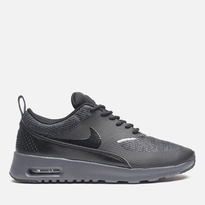 Nike Air Max Thea Women's  Sneakers Premium Black