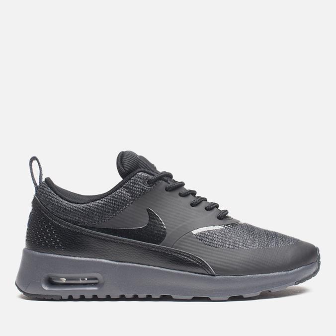 Женские кроссовки Nike Air Max Thea Premium Black