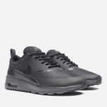 Женские кроссовки Nike Air Max Thea Premium Black фото- 1
