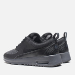 Женские кроссовки Nike Air Max Thea Premium Black фото- 2