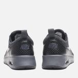 Женские кроссовки Nike Air Max Thea Premium Black фото- 3