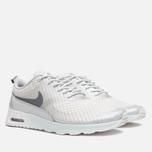 Женские кроссовки Nike Air Max Thea Premium Light Base Grey/Cool Grey/Metallic Silver/W фото- 1