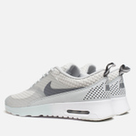 Женские кроссовки Nike Air Max Thea Premium Light Base Grey/Cool Grey/Metallic Silver/W фото- 2