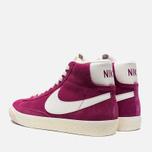 Женские кроссовки Nike Blazer Mid Suede Vntg Bright Magenta фото- 2