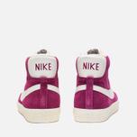Женские кроссовки Nike Blazer Mid Suede Vntg Bright Magenta фото- 3