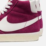 Женские кроссовки Nike Blazer Mid Suede Vntg Bright Magenta фото- 6