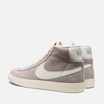 Женские кроссовки Nike Blazer Mid Suede Vntg Grey/White фото- 2