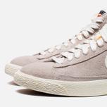 Женские кроссовки Nike Blazer Mid Suede Vntg Grey/White фото- 5