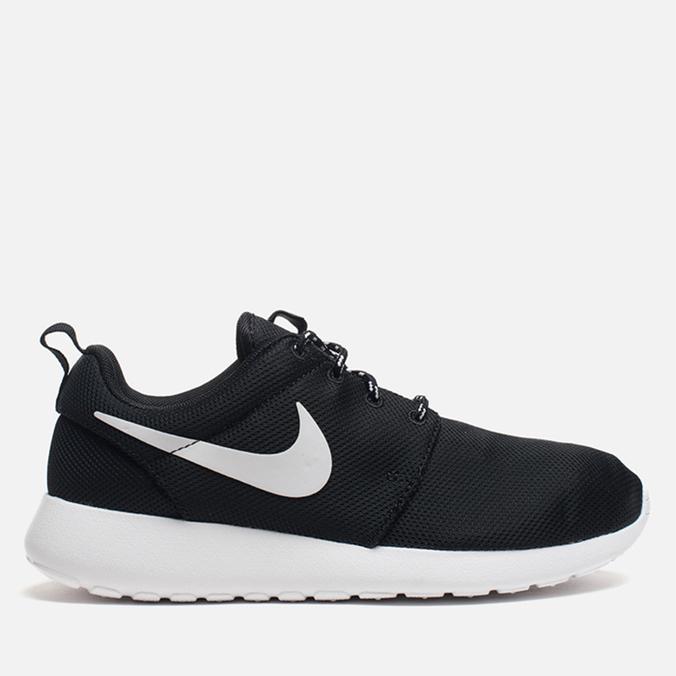 Nike Rosherun Black/White