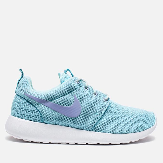 Nike Rosherun Glacier Ice/Purple Fade
