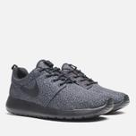 Женские кроссовки Nike Rosherun Print Anthracite/Black фото- 1