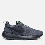 Женские кроссовки Nike Rosherun Print Cool Grey/Black фото- 0