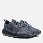 Женские кроссовки Nike Rosherun Print Cool Grey/Black фото- 1