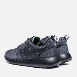 Женские кроссовки Nike Rosherun Print Cool Grey/Black фото- 2