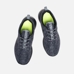 Женские кроссовки Nike Rosherun Print Cool Grey/Black фото- 4