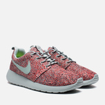 Женские кроссовки Nike Rosherun Print Turf Orange/Sea Spray фото- 1