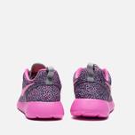 Женские кроссовки Nike Rosherun Print Wolf Grey фото- 3
