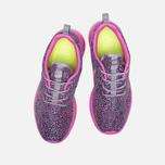 Женские кроссовки Nike Rosherun Print Wolf Grey фото- 4