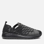 Nike Rosherun Woven Women's Sneakers Black/Anthracite photo- 0