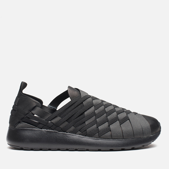 Nike Rosherun Woven Women's Sneakers Black/Anthracite
