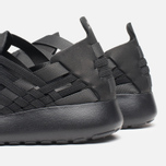 Nike Rosherun Woven Women's Sneakers Black/Anthracite photo- 6