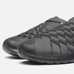 Женские кроссовки Nike Rosherun Woven Black/Anthracite фото- 5