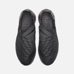 Nike Rosherun Woven Women's Sneakers Black/Anthracite photo- 4