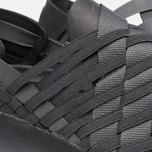 Женские кроссовки Nike Rosherun Woven Black/Anthracite фото- 7