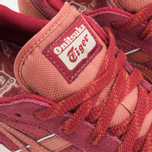 Мужские кроссовки Onitsuka Tiger Colorado 85 Burgundy/Red Tabasco фото- 6